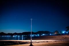Haraoka - pier  / Canon EOS60D:SIGMA 17-50mm F2.8 EX DC OS HSM (telenity) Tags: japan landscape night haraoka pier tateyama beautiful ocean canon coast 日本 館山 風景 夜景 原岡 海岸 海 綺麗