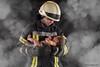 Fireman (JuttaV.) Tags: fire fireman baby firefighter volunteerfirefighter firebrigade feuerwehr freiwilligerfeuerwehrmann feuerwehrmann fireservice studiowork studio vsfototeam canon 5dmarkiii