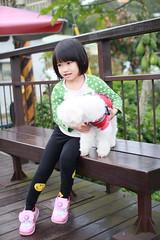 2017-02-04-15h12m32 (LittleBunny Chiu) Tags: 碧山巖 內湖碧山巖 夫妻樹 狗 看狗狗 狗狗 摸狗 看狗