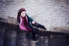 N. - explore 31-12-2016 (Mary-Eloise) Tags: portrait lady girl wow vortex color nikon d90 winter wind beauty woman colorful