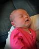 Sophia, 13 days old. DSC_1410 (Phil Bagnall) Tags: sleeping sleep asleep girl pink