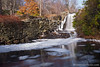 1-web-watermark (Brian M Hale) Tags: moore state park ma mass massachusetts paxton waterfall long exposure lee filters water ice snow pond pool nature outdoors outside brian hale brianhalephoto