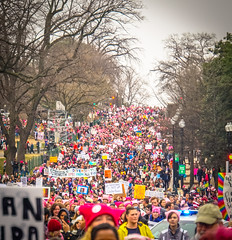 2017.01.21 Women's March Washington, DC USA 00095