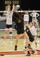 Swinging at Stadick (RPahre) Tags: swing volleyball huffhall huff illinois champaign universityofillinois universityofmaryland robertpahrephotography copyrighted donotusewithoutwrittenpermission