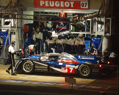 Back Wheel Stuck LM2011 - P6122610 (Welsh Scrum Half) Tags: lemans lemans24heures olympuse3 motorsport peugeot carracing endurance enduranceracing peugeot908hdi sportscarracing racingcars throughthenight prototype sportsprototype