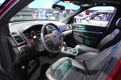 Ford at NAIAS 2018