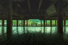 千畳閣 (Yuichi Yoshimoto) Tags: nikon d750 sigma sigma15mmf28exdgdiagonalfisheye shrine cooljapan miyajima hiroshima japan nature structure