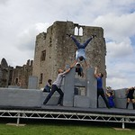 Block @ Raglan Castle
