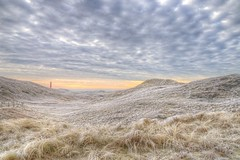 Frosty Dunes (blavandmaster) Tags: winter 6d clouds himmel ciel countryside landschaft paysage seascape plage sonnenuntergang thenetherlands wolken handheld 24105 noordzee christiankortum canon nordsee ijsselmeer 2017 mèrdunord breezanddijk landscape sand vesterhavet wasser sea photomatix coucherdesoleil colours snow processing julianadorp hdr noordholland beautiful lovely interesting awesome beach northsea complete eos6d perfect nuages leverdusoleil eau drenthe sky