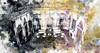 Palace of Light and Shadow X (baoling) Tags: art painting linbaoling interior goldfoil palace chandelier lightanddark acrylic miniture 林葆靈 繪畫 藝術 金箔 fluidity artbaselhk 香港巴塞爾藝術博覽會