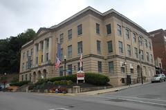 Old City Hall, Bluefield, WV (joseph a) Tags: bluefieldwv bluefield westvirginia cityhall oldcityhall