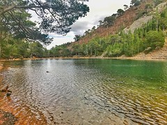 Loch Green cairngorms (viviencampbell) Tags: loch green aviemore cairngorms mountain fairys