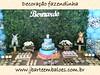 Fazendinha (Decorações JB) Tags: decoração fazendinha mesa aniversário festa balões decorada temática