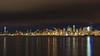 Nightlights (John Westrock) Tags: seattle longexposure cityscape reflection city skyline buildings morning spaceneedle washington pacificnorthwest canoneos5dmarkiii canonef2470mmf28lusm