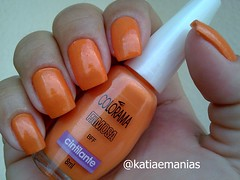 BFF (Colorama) (katiaemanias) Tags: colorama katiaemanias unhas unha esmalte esmaltes laranja nailpolish nails nail