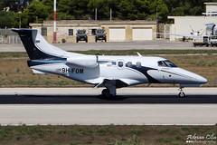 Private --- Embraer EMB-500 Phenom 100 --- 9H-FOM (Drinu C) Tags: plane private aircraft aviation sony 100 dsc phenom embraer mla bizjet privatejet lmml emb500 hx100v adrianciliaphotography 9hfom