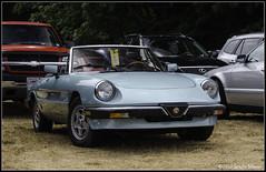 Alfa Romeo, 1983-1989  Spider (smenzel) Tags: alfaromeo 2015 alfaromeospider abfmbellevue