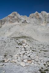 Mountain lodge (cokanj) Tags: mountain alps tourism trekking landscape nationalpark outdoor hiking slovenia triglav ecotourism planinarenje planina pejzaz
