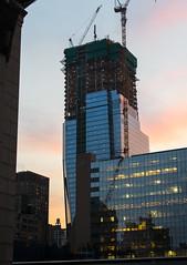 IMG_2662 (kz1000ps) Tags: nyc newyorkcity sunset west tower architecture night lights office cityscape dusk manhattan midtown urbanism 10hudsonyards