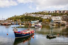 Mevagissey, Cornwall, England