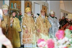 091. Consecration of the Dormition Cathedral. September 8, 2000 / Освящение Успенского собора. 8 сентября 2000 г