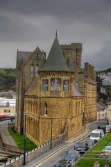 Aberystwyth University (Charliebubbles) Tags: university aberystwyth hdr photomatix aberystwythuniversity 140915 photomatixpro4
