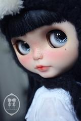 My Custom Commissions Blythe Doll