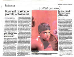 Publication in THE GUARDIAN print edition 07th October 2015 (auniket prantor) Tags: red news color print children factory child labor powder problem health environment dhaka visual edition hazardous bangladesh guardian journalist unhealthy vermilion publication based photojournalist harmful oxide bangladeshi zakir zakirhossainchowdhury