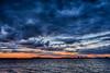 Sunset Over Boston (NikonJim) Tags: sunset boston clouds d750 hdr nahant 7exp nikonjim