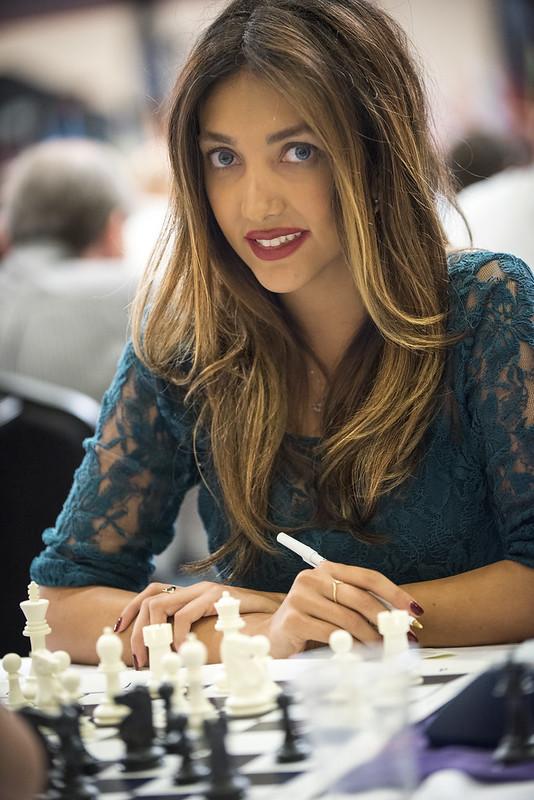 Millionaire Chess Open - Magazine cover
