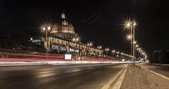 Street lights! (Ali:18 ( )) Tags: night lights saudi jeddah saudiarabia centrepoint ksa