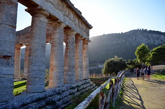 DSC_0014-001 (caterinaavino) Tags: temple ancient columns classics sicily classical sicilia segesta mozia mothia motya