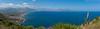 Golfo di Palermo - Panorama (Abdujaparov) Tags: sea summer italy panorama landscape italia mare estate sicily palermo sicilia paesaggio golfo bagheria montepellegrino aspra mongerbino villabate ficarazzi montecatalfano golfodipalermo