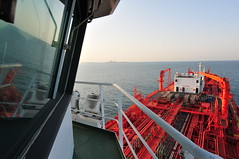 Bow Cecil at Sea (Gunnar Eide) Tags: ocean sea ship transport maritime tanker tankers odfjell