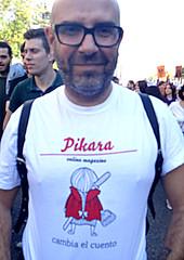 MARCHA #7N MADRID 2015 - Asociacin (Fotos de Camisetas de SANTI OCHOA) Tags: feminismo publicacion