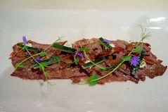 Wonderful meal by Priska at Dubravkin put (Premshree Pillai) Tags: food priska dinner restaurant croatia zagreb dubravkinput