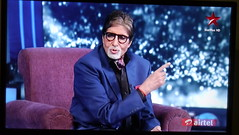 Sam Sir -Amitabh Bachchan on StarPlus TV (DoctorsCamera) Tags: school star tv sam jose elsa kk bigb reena taruna sonam sudhir bulandshahr starplus ppes pardada pardadi anupshahr pardadapardadischool