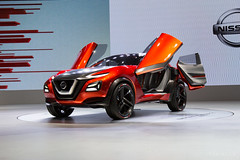 Nissan Gripz Concept - 44th Tokyo Motor Show 2015