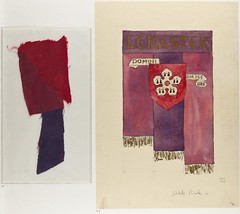Album of Banner Designs by Mary Lowndesc. 19082ASL/11