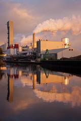 IMG_3565 (chemist72 (Pascal Teschner)) Tags: industry afternoon groningen sugarfactory hoogkerk aduarderdiep