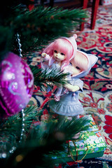 New Year's Story 6 (AnnaZu) Tags: christmas new tree climb year celebration story elf presents amelie fairyland lilu littlefee pukifee