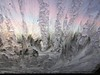 Frostwork on the window (Lilla_BJ) Tags: window sunrise frostwork