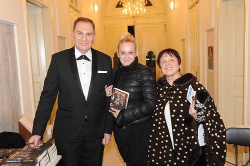 Costantino Salis, Iliana Ilieva και Rayna Koteva