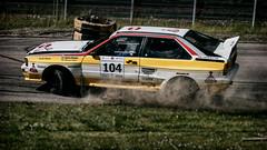 1985 Audi Quattro A2