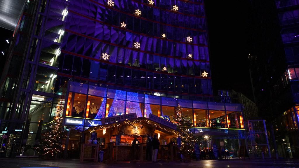 Weihnachtsbeleuchtung Forum.The World S Best Photos Of Sonycenter And Weihnachten Flickr Hive Mind
