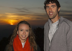 12-0301_070 (jskrueger) Tags: family sunset arizona david outdoors year places states vacations kaitlyn 2012 subjectmatter jskfamily varizona