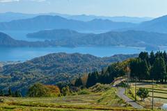 7Seya Highland (anglo10) Tags: field japan kyoto seashore