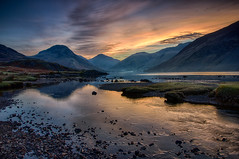 Wasdale Sunrise (Ade G) Tags: