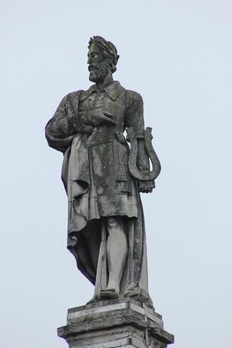 Monumento a Ludovico Ariosto, Ferrara