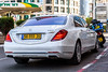 5655539 (rOOmUSh) Tags: mercedes sklasse s500 maybach spot white